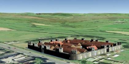 Gelligaer Roman Fort Community Project