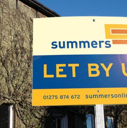 Summers Logo & Branding
