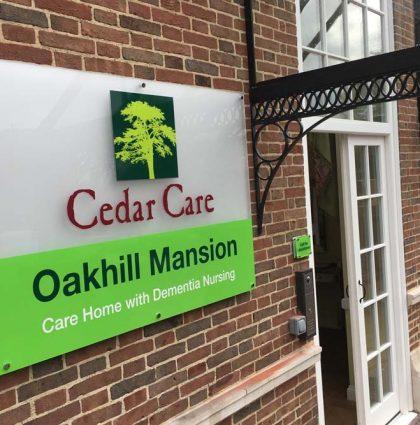 Cedar Care Logo & Branding