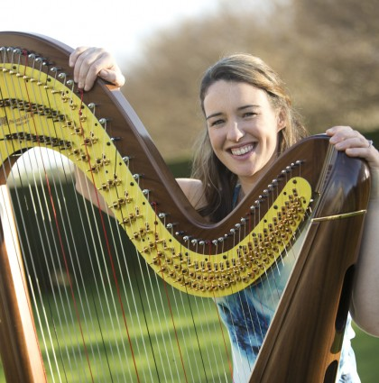 Ruth Cartledge, Harpists Website