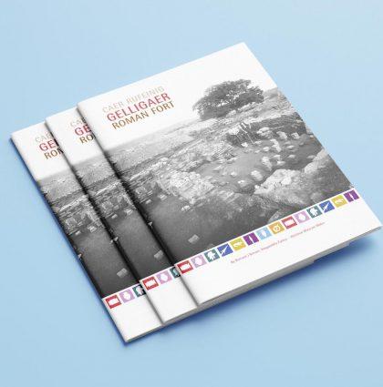 Gelligaer Roman Fort Guidebook