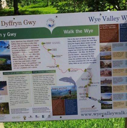 Wye Valley Walk Information Panels
