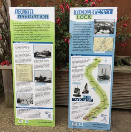 Louth Navigation Panels