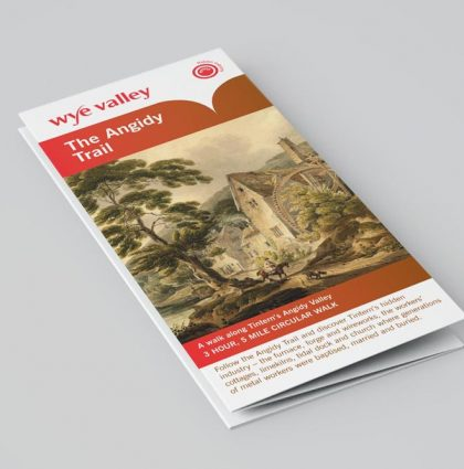 Overlooking the Wye Leaflets