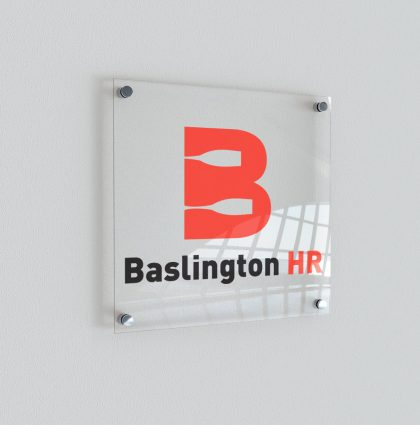 Baslington HR Logo & Branding